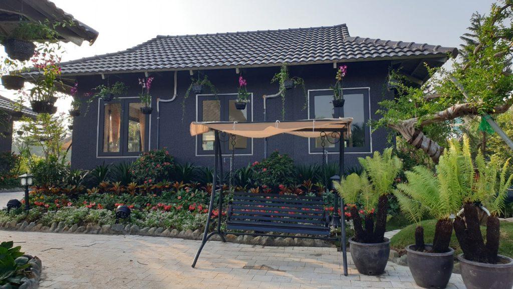nhà lắp ghép nissei house