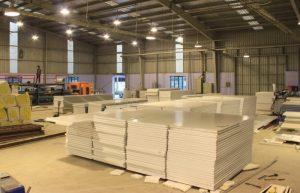 xây dựng nhà lắp ghép bằng vật liệu nhẹ